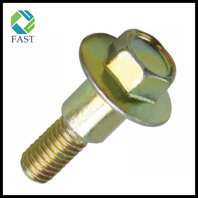 Hex Flange Step Bolt Shoulder Bolt