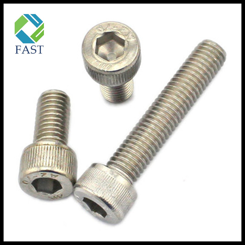Stainless Steel Hex Socket Bolt DIN912
