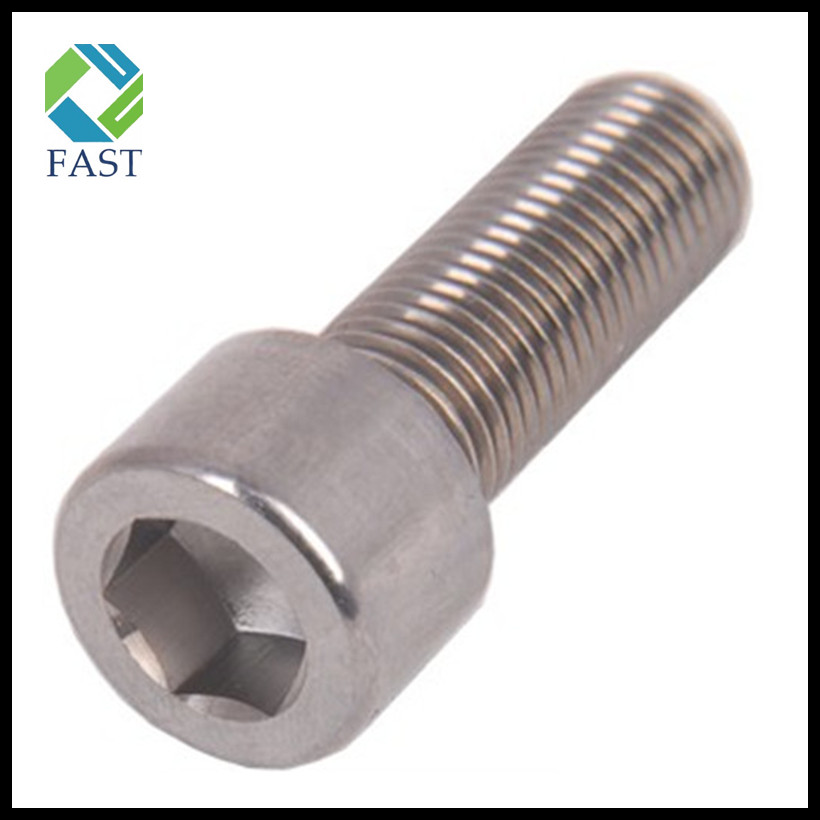 Hexagon Socket Titanium Bolt