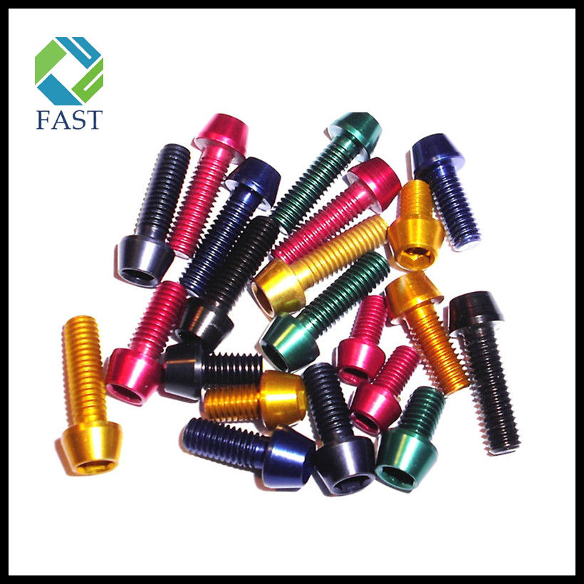 Taper Head Titanium Alloy Bolt