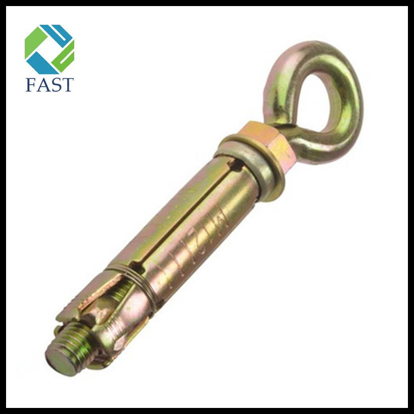 Expansion Anchor Eye Bolt