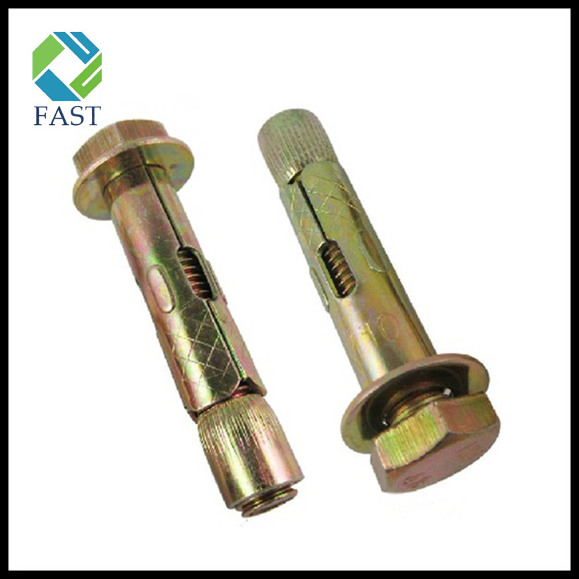 Sleeve Anchor Bolt with Hex Bolt