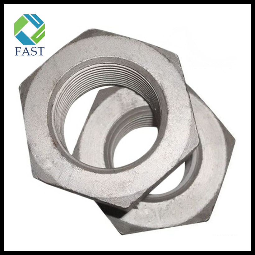 Hot Dip Galvanized Hex Nut