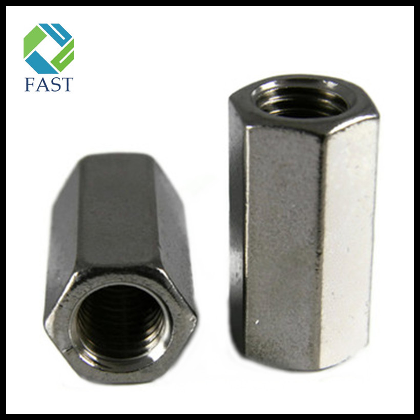 Hex Long Coupling Nut DIN6334