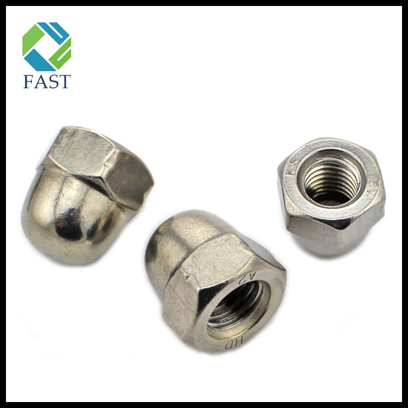 Hex Cap Nut DIN1587