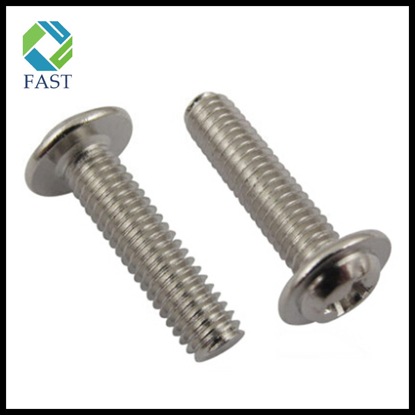 Pan Washer Head Machine Screw