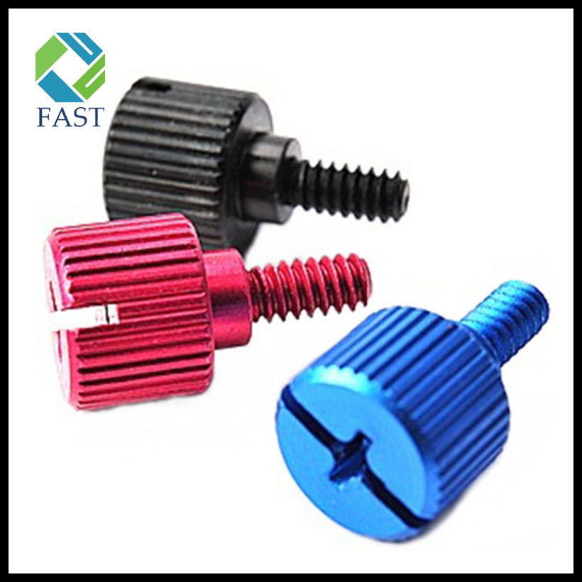 Color Anodized Thumb Screw