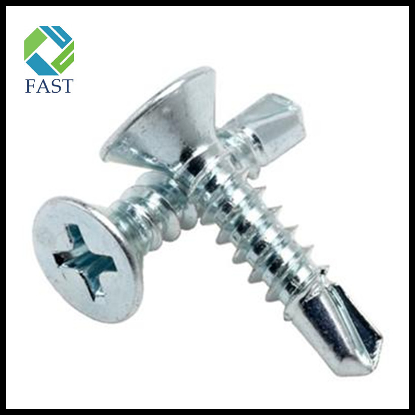 Flat Head Self Drilling Screw