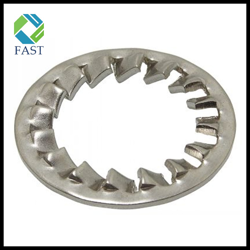 Serrated Internal Tooth Lock Washer