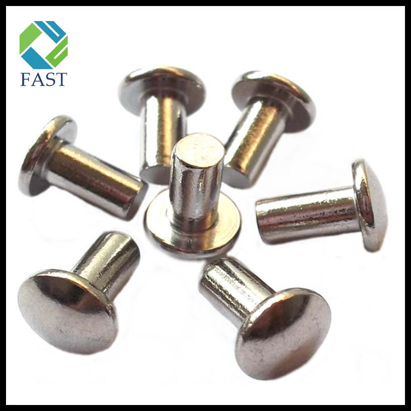 Round Head Solid Rivet